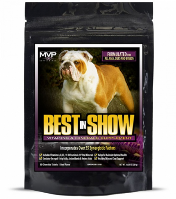 Best in Show (BIS) - MVP - 90 Tablets